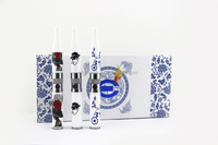 China best e cigar healthy smoke e-cigarette EK-T2000 with replaceable atomizer device