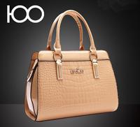 Custom genuine leather womens handbag,europe women ladies handbags