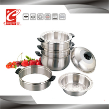 good price excellent houseware vegetable steamer CYSC28C-8M