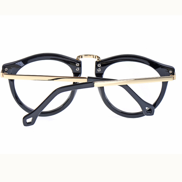 Eyeglass Frames Manufacturers China : 2015 Black Wholesale Optical Frames Manufacturers In China ...