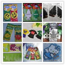 Cotton Paper Air Freshener