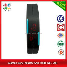 R0775 new design digital led watch watch led silicone