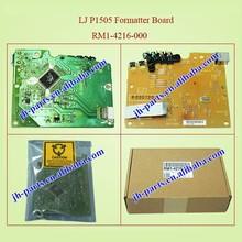 Printer LaserJet P1505 printer Formatter Board Logic Card Main Board RM1-4216-000