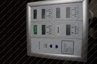 gas pipeline alarm system for hospital