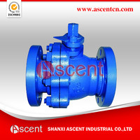 Good Quality Flange Type Ductile Iron Ball Valve