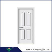 Yongkang últimas simple de la puerta de madera maciza puerta del dormitorio
