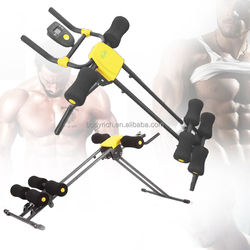 AB GLIDER Abdominal EXERCISE EQUIPMENT Workout HOME GYM Fitness Machine