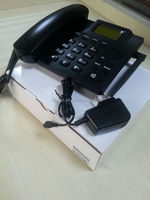 GSM telephone with Call in / Call out /Call divert/ Call waiting limitation function