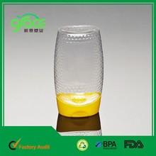 500g Upside Down Plastic Honey Squeeze Bottle PET Bottle Supplier