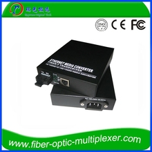 Gigabit SFP 20Km signal/dual fiber media converter