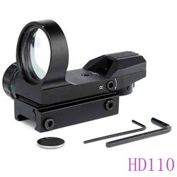 2015 Best sale factory production Red dot sight Red light sights ak47 for guns and weapons