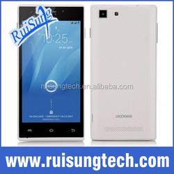 Original 100% Doogee Turbo Mini F1 4.5Inch 4G LTE Mobile Phone MTK6732 Android 4.4 Quad Core ROM 1G RAM 8G 8.0MP 4G