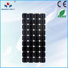 Beautiful design high quality 150w mono 12v solar panel on sale TYM150