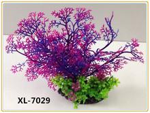 High Quality Wholesale Aquarium Plastic Plants Artificial Plastic Plants for Aquarium