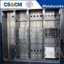 aluminum instrument case/aluminum project box electronic aluminum enclosure