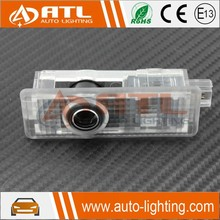 High quality 3d 12v wireless led logo laser light in auto