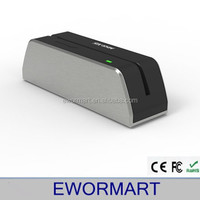 Free dhl or ems ship High quality USB mag card writer magnetic card reader writer msrx6 msr x6 msr09