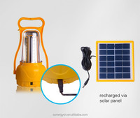 American solar lantern 35 led with 5V USB output OEM CE ROHS