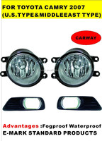fog lamp for toyota camry 2007( U.S TYPE & MIDDLE EAST TYPE)