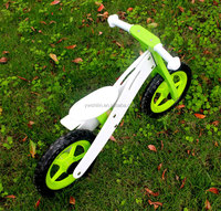 Newest Hot sales wooden toddler push bike