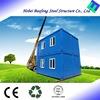 solid friendly modular modern prefab villa modular house