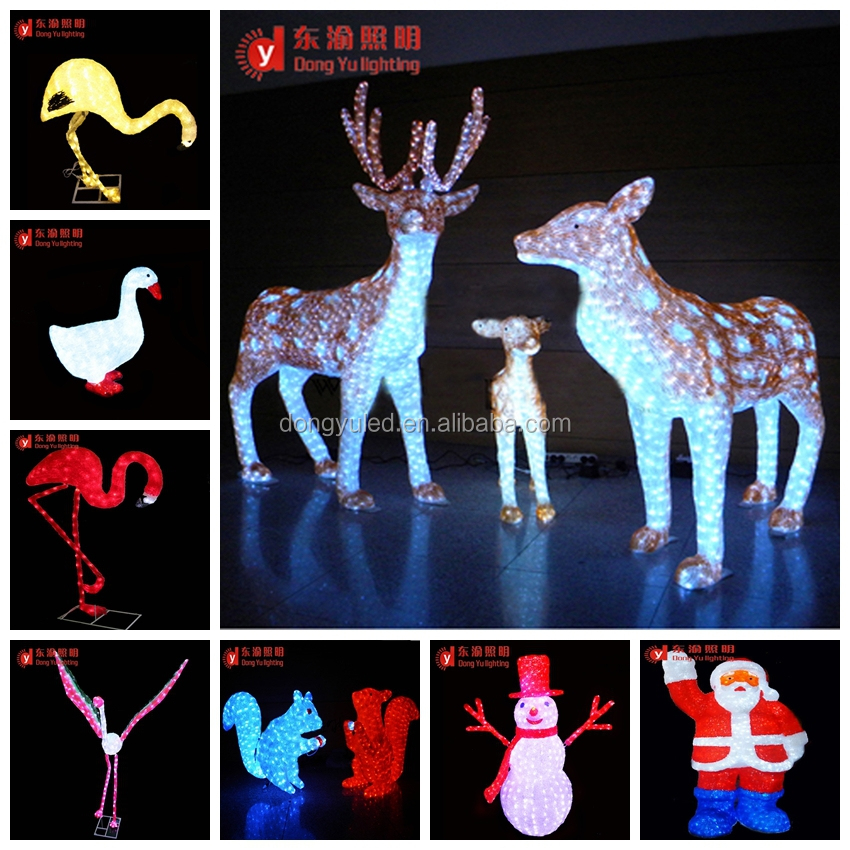 56566 6454563 546456 55245 6578 faq large christmas decorations 3d motif lights festival decoration lights acrylic lighted up penguin