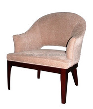 Restaurant wood arm chair for sale XY4270