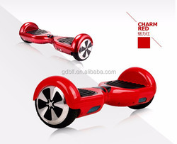 Best selling balance electronic car scooter colorful cheap self balancing scooter