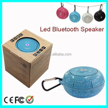 Ceramic Design Mini Speaker with Keychain climing