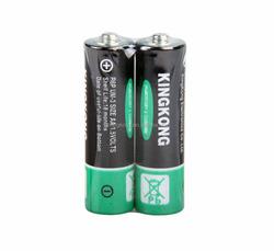 size AA battery carbon zinc R6 battery UM3 battery