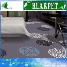Newest branded polyester printed carpet