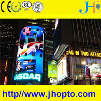 Led electronic advertising screen full color china hd p16 outdoor led video screen cabinet xxxx