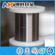 High corrosion resistance best price pure nickel wire