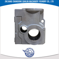OEM Service Available According to Drawing Iron HT200 KA06 industrial reducer metal cast iron name plates