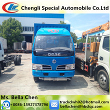 DF diesel engine light truck, delivery truck capacity 3-5 tons, diesel cargo van
