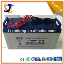 2015 hot sale factory price oof sealed pressure resistant dry charged lead acid battery