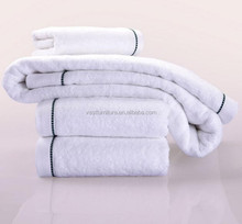 TOP SELLING!! Wholesale Commercial tailor making brands white hotel face towel