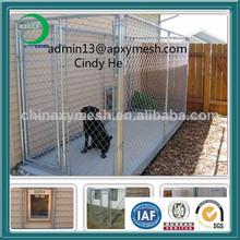 Extérieur grande cage de chien, chien courir, niche pour la vente