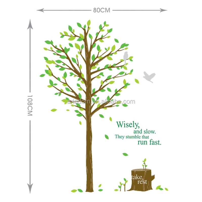 2015 china new design wholesale wall stickers home decor