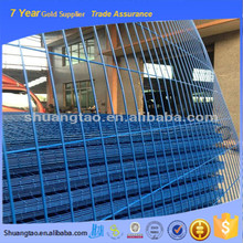 Professional product PVC wire mesh fence, airport fence