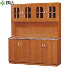 2015 Hot Guangzhou Supplier Antique Wooden Kitchen Furniture