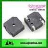 3V 5V mini alarm piezo buzzer/door lock buzzer/ LET5020CS 5*5 *2.0mm 90db smd piezo electric transducer