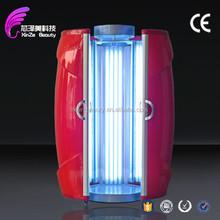 Home infrared skin tanning machine use big power solarium tanning bed