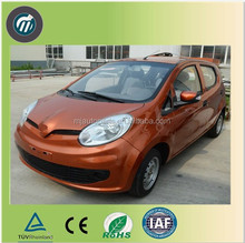Electric car 2 seater electric vehicle mining transport vehicles