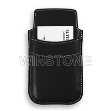 Leather Mobile Phone Case with Name Card Pocket