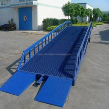 Adjustable loading ramp portable car ramp