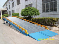 Used 2 Post Hydraulic Mobile Car Lift For Sale