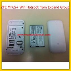 ZTE MF65+ 3G Mobile Hotspot
