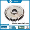 Changzhou brand camshaft gear for agriculture machinery parts