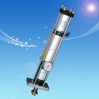 High End JLDA model fast speed air pneumatic hydro cylinder for punching machine